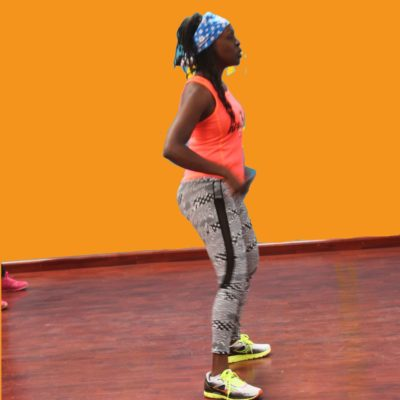 Contemporary African Dance